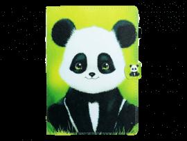 Panda Flip Cover til Lenovo Tab M10 HD 10.1