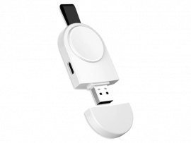 USB Oplader til Apple Watch Serie 1 / 2 / 3 / 4 / 5 / 6 / SE
