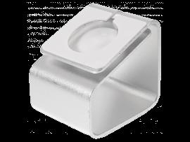Atatus Apple Watch Stand i Aluminium - Sølv
