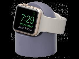 Silikone Holder til Apple Watch