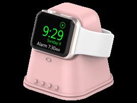 Silikone Oplader Dock til Apple Watch