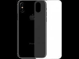 Hærdet Bagside Beskyttelsesglas til iPhone Xs / X
