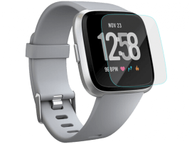 Hærdet beskyttelsesglas til Fitbit Versa / Versa Lite / Versa 2