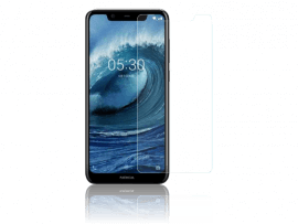Hærdet Beskyttelsesglas til Nokia 5.1 Plus