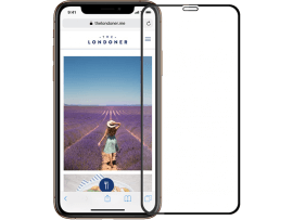 3D Hærdet Beskyttelsesglas til iPhone XS Max / 11 Pro Max