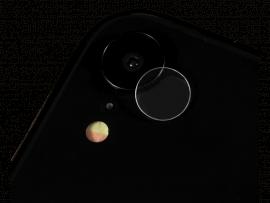 Hærdet Kamera Beskyttelsesglas til iPhone XR