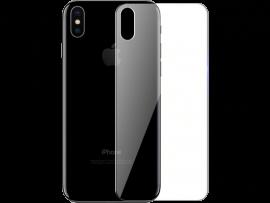 Hærdet Bagside Beskyttelsesglas til iPhone Xs Max