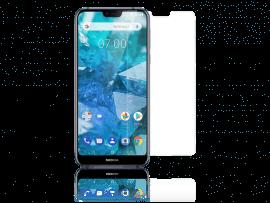 Hærdet Beskyttelsesglas til Nokia 8.1