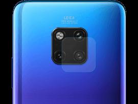 Hærdet Kamera Beskyttelsesglas til Huawei Mate 20 Pro