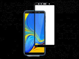 3D Hærdet Beskyttelsesglas til Samsung Galaxy A7 (2018)