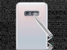 Hærdet Kamera Beskyttelsesglas til Samsung Galaxy S10e