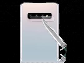 Hærdet Kamera Beskyttelsesglas til Samsung Galaxy S10 / S10 Plus
