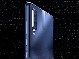 Hærdet Kamera Beskyttelsesglas til Huawei P30