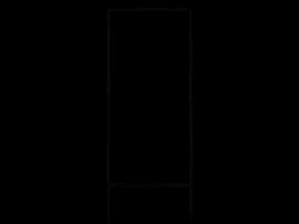 Buet Hærdet Beskyttelsesglas til Samsung Galaxy Note 10 Plus
