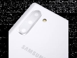 Hærdet Kamera Beskyttelsesglas til Samsung Galaxy Note 10 / Note 10 Plus