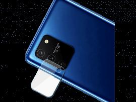 Hærdet Kamera Beskyttelsesglas til Samsung Galaxy S10 Lite