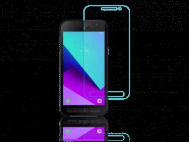 Hærdet Beskyttelsesglas til Samsung Galaxy Xcover 4 / 4s