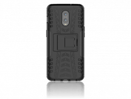 Armor TPU Cover m/ Kickstand til OnePlus 6T