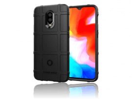 Anti Shock TPU Cover til OnePlus 6T