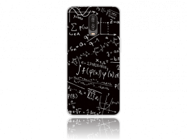 Math TPU Cover til OnePlus 6T