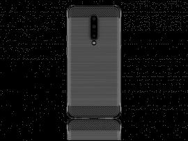 Carbon Fiber TPU Cover til OnePlus 7 Pro