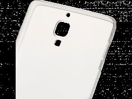 Transparent TPU cover til OnePlus 3 / 3T