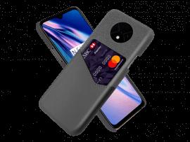 Lika Cover m. Kortholder til OnePlus 7T