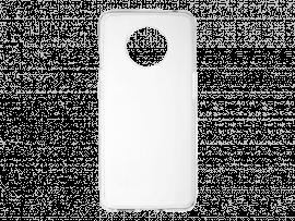 Transparent TPU Cover til OnePlus 7T