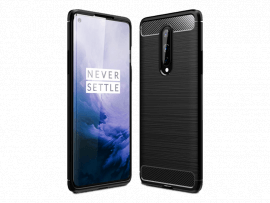 Carbon TPU Cover til OnePlus 8