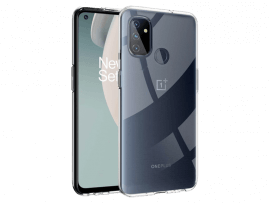 Transparent TPU Cover til OnePlus Nord N100