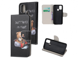 Angry Bear Flip Cover til OnePlus Nord N100
