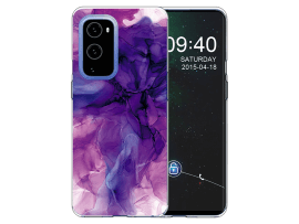 Viola TPU Cover til OnePlus 9 Pro