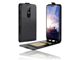 Sarandi Flip Cover til Nokia 5.1 Plus