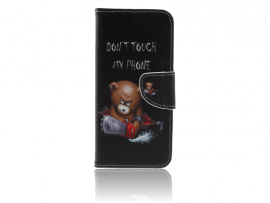Angry Bear Flip Cover til Nokia 5.1 Plus