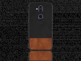 Pukapuka Hybrid Cover til Nokia 8.1