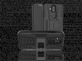 Armor TPU Cover m/ Kickstand til Nokia 8.1