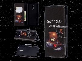 Angry Bear Flip Cover til Nokia 3.2