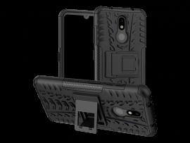 Azul Armor Cover til Nokia 3.2