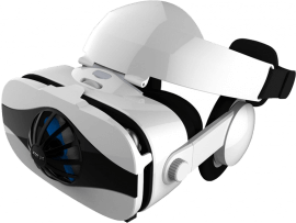 Zapatero VR Brille m. indbygget headset og afkøling til smartphones