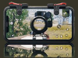 Quick Shooting Controller til Smartphones