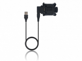 Oplader kabel til Garmin Fenix 3 / 3 HR / Quatix 3 / Tactix Bravo
