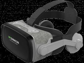 Shinecon T3 VR Brille m/ Headset til Smartphones