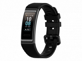 Silicone rem til Huawei Band 4 Pro