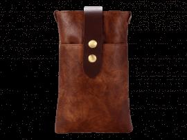 Universel Læder Cover til smartphones