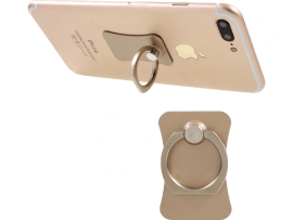 Ring-holder til iPhone og andre Smartphones