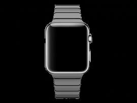 Ferrum rem i rustfrit stål til Apple Watch 6 44 mm