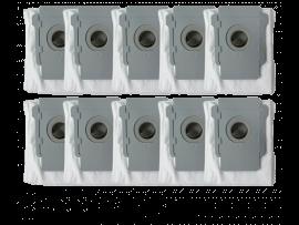 10 Stk. Støvsugerposer til iRobot Roomba i7 / i7+ / S9 Clean Base