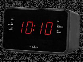 Vækkeur m. Clockradio
