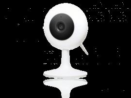 720P WiFi Overvågningskamera m. Night Vision