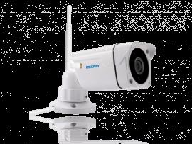 Udendørs 720p IP Overvågningskamera